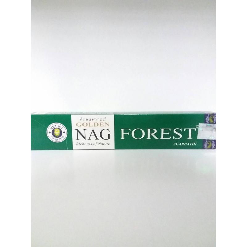 INCIENSO GOLDEN NAG FOREST 15 GR