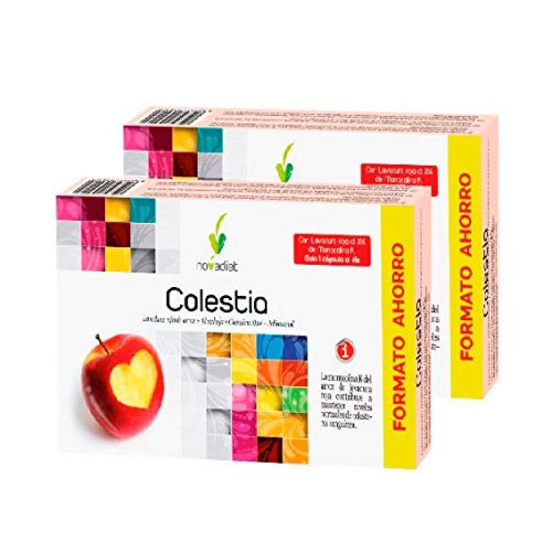 COLESTIA 60 CAP PACK 4