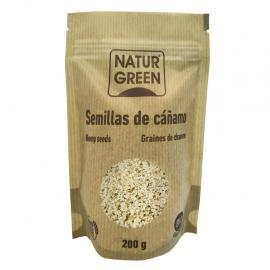 Semillas de Cáñamo Ecológicas Naturgreen 200 G.