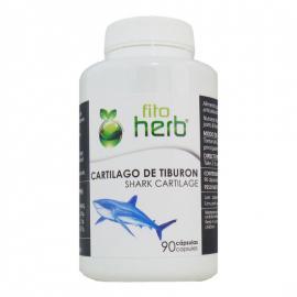 Cartílago de Tiburón 90 Cápsulas Fito Herb