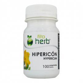 Hipericón 100 Cápsulas Fito Herb