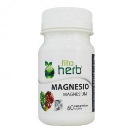 Magnesio 60 Cap Fito Herb