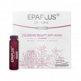 Colágeno Beauty Anti-Aging Skincare 7 Viales Epa Plus