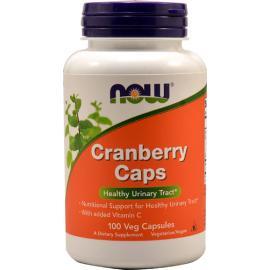 Cranberry Caps 100 Cap