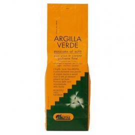 Arcilla Verde Fina 1Kg.