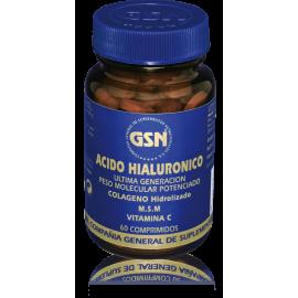 ácido Hialurónico 60 Comp