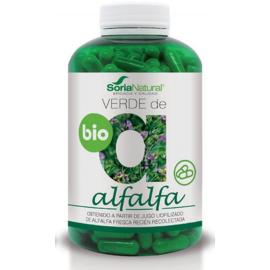Verde de Alfalfa Bio 240 Cap