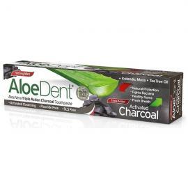 Dentifrico Aloedent C. Carbón Activo 100 Ml