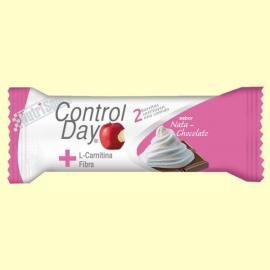 Barrita Control Day Sabor Nata - Chocolate 44 Gr
