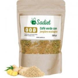 Café Verde Con Jengibre Ecologico 500 Gr