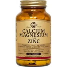 Calcio Magnesio Plus Zinc 100 Tab