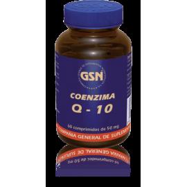 Coenzima Q 10 50 Mg 60 Comp
