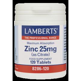 Zinc 15 Mg 90 Tab  Lamberts