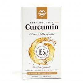 Curcumin Full Spectrum  30 Cap Solgar