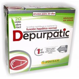 Depurpatic 20 Viales