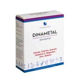 Dinametal Depurativo 30 Capsulas Mahen