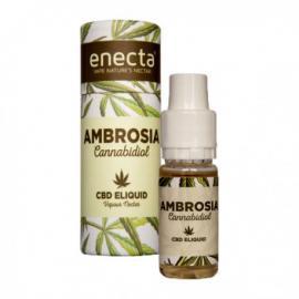 Cbd E-Liquido Ambrosia Sabor Tabaco 200Mg 10Ml
