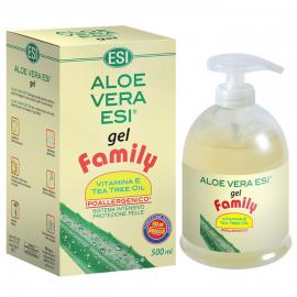 Gel Aloe Vera Family 500 Ml