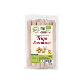 Grissoni Bio Trigo Sarraceno S/gluten 100 Grs