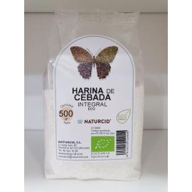 Harina de Cebada Integral Eco 500 Gr