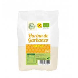 Harina de Garbanzo Sin Gluten Bio 500 Gr