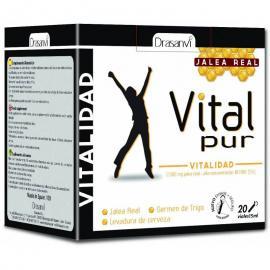 Jalea Real Vitalpur Vitalidad 20 Vial