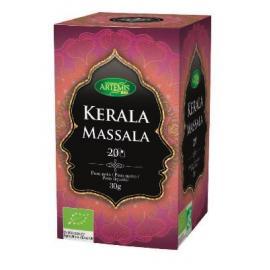 Te Kerala Massala 20 Filtros Artemisa Bio