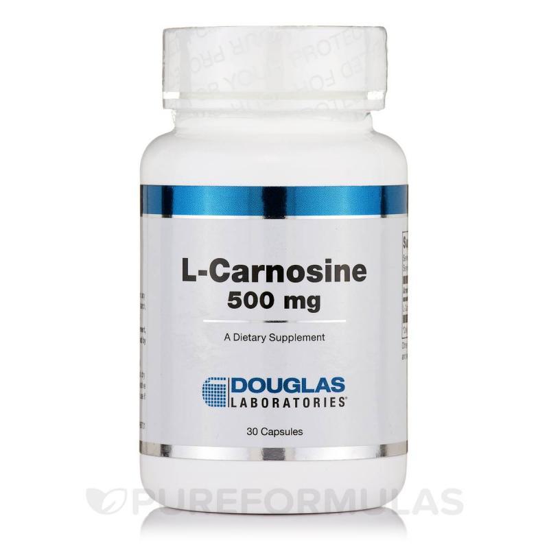L-CARNOSINA 30 CAP  500 MG
