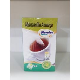 Manzanilla Amarga 25 Bol