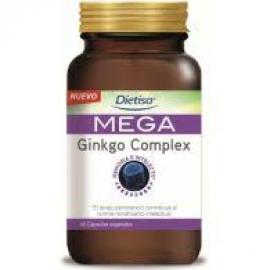 Mega Ginkgo Complex 60 Cap