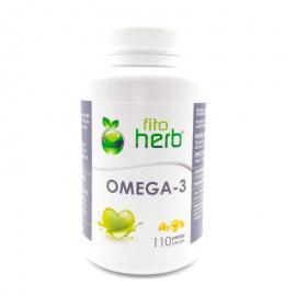 Omega-3 110 Perlas Fito Herb