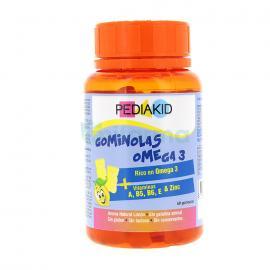 Gominolas Pediakid Omega 3 60 Gomi.
