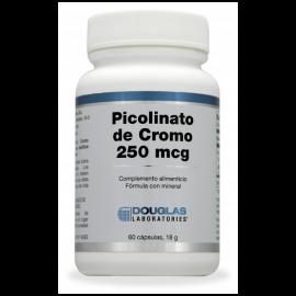 Picolinato de Cromo 250 Mcg 60 Cap
