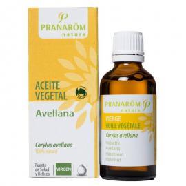 Aceite Vegetal de Avellana 50 Ml