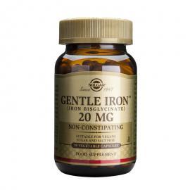 Hierro Gentle-Hierro Bisglicinato 90 Cap 20 Mg