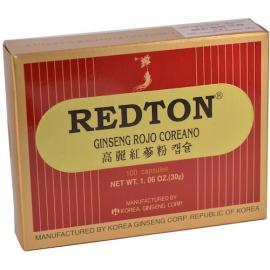 Redton Ginseng Rojo Coreano 100 Cap