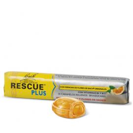 Caramelos Rescue Plus Vitamins 41 G