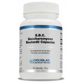 Sbc (Saccharomyces Boulardii) 50 Cap