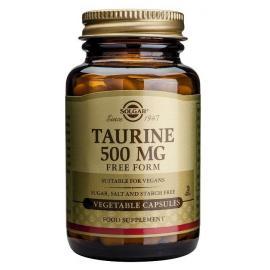 Taurina 500 Mg 50 Cap