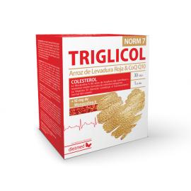 Triglicol Plus 60 Perlas