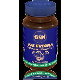 Valeriana 80 Comp