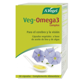 Veg - Omega 3 Complex 30 Cap
