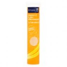 Vitamina C 1000 Mg 20 Comp Efervescente