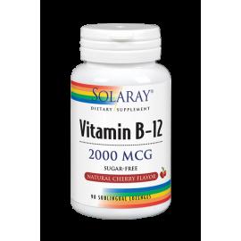 Vitamina B12 2000 Mcg Sublingual 90 Comp