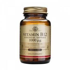 Vitamina B12 1000 Ug 250 Comp ( Cianocobalamina)