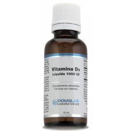 Vitamina D3 Liquida 1000 Ui 15 Ml