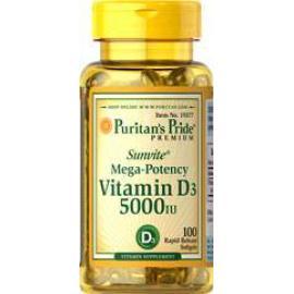 Vitamina D3 5000 Ui 200 Per