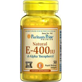 Vitamina e 400 Iu 50 Per