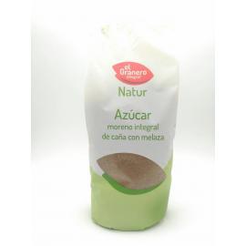 Azúcar Moreno Integral de Caña Con Melaza 1 Kg