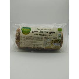 Pan de Molde Espelta Con Multicereales 260 Gr